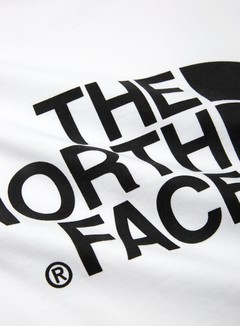 The North Face - Easy T-shirt, TNF White 3