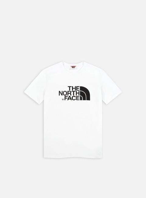 t shirt the north face easy t shirt tnf white