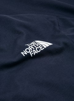 The North Face - Easy T-shirt, Urban Navy/TNF White 4