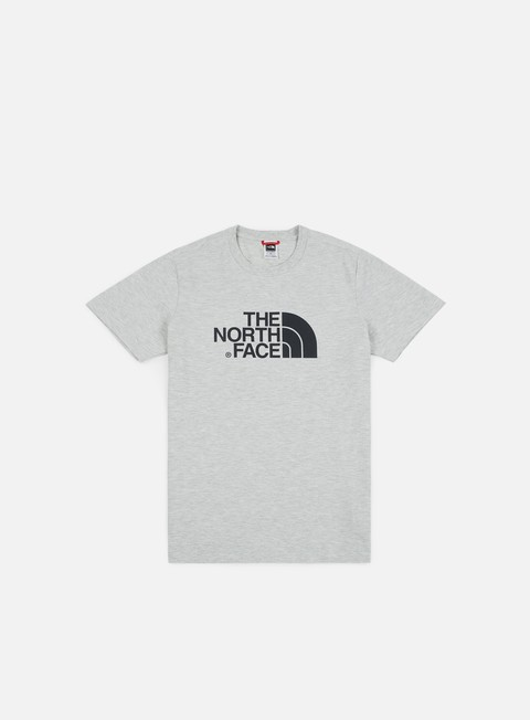 t shirt the north face easy t shirt wild oat heather