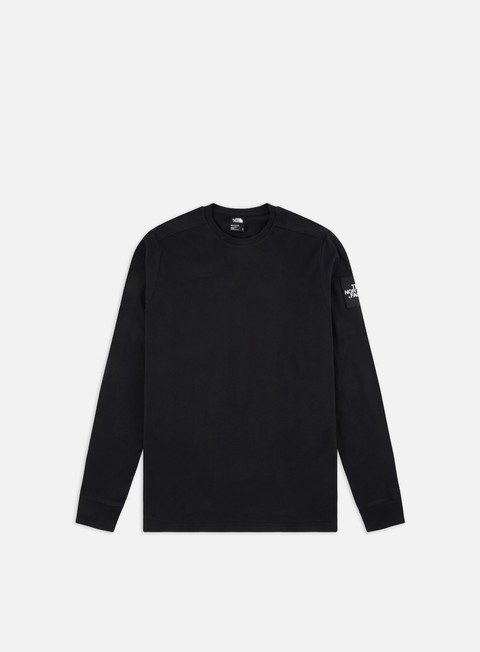 Long Sleeve T-shirts The North Face Fine 2 LS T-shirt