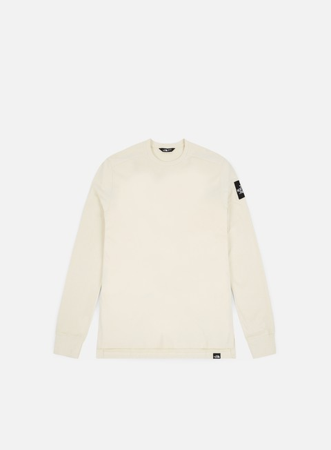 Sale Outlet Long Sleeve T-shirts The North Face Fine 2 LS T-shirt