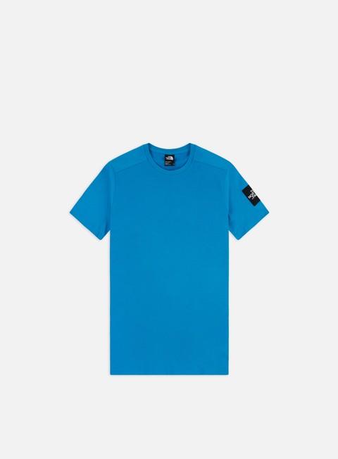 Outlet e Saldi T-shirt a Manica Corta The North Face Fine 2 T-shirt