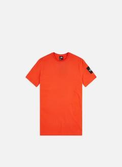 The North Face - Fine 2 T-shirt, Tangerine Tango