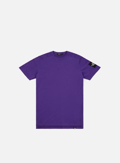 t shirt the north face fine 2 t shirt tillandsia purple