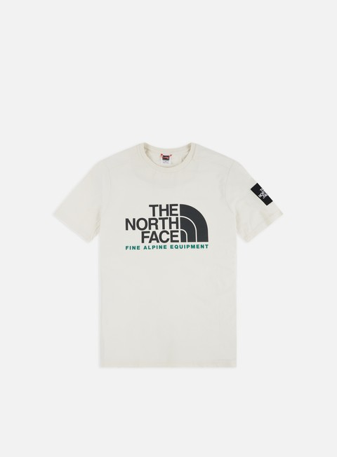 Short Sleeve T-shirts The North Face Fine Alp Equetee T-shirt