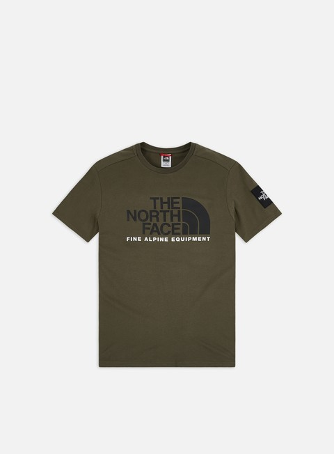 T-shirt a Manica Corta The North Face Fine Alpine 2 T-shirt