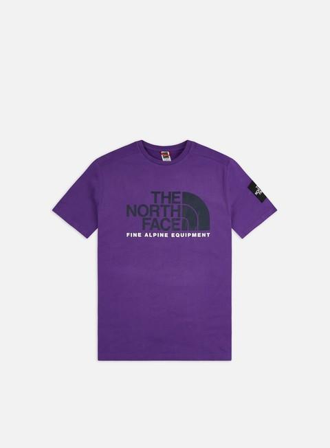 Short sleeve T-shirts The North Face Fine Alpine 2 T-shirt