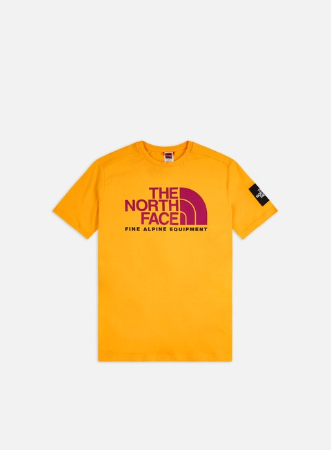 T-shirt a Manica Corta The North Face Fine Alpine 2 T-shirt