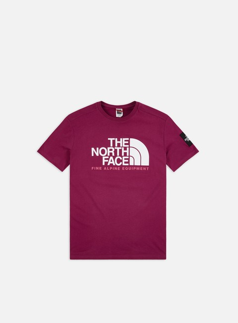 Outlet e Saldi T-shirt a Manica Corta The North Face Fine Alpine 2 T-shirt