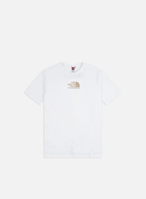 Outlet e Saldi T-shirt a Manica Corta The North Face Fine Alpine Equipment 3 T-shirt