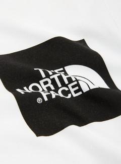 The North Face - Fine LS T-shirt, TNF White 2