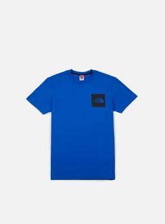 The North Face - Fine T-shirt, Bright Cobalt Blue