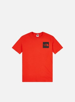 The North Face - Fine T-shirt, Fiery Red