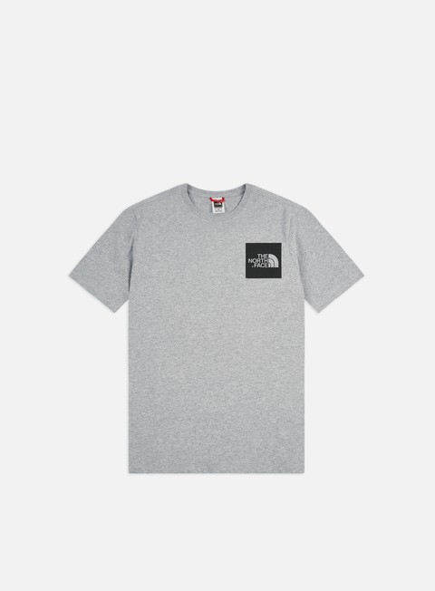 Outlet e Saldi T-shirt a Manica Corta The North Face Fine T-shirt