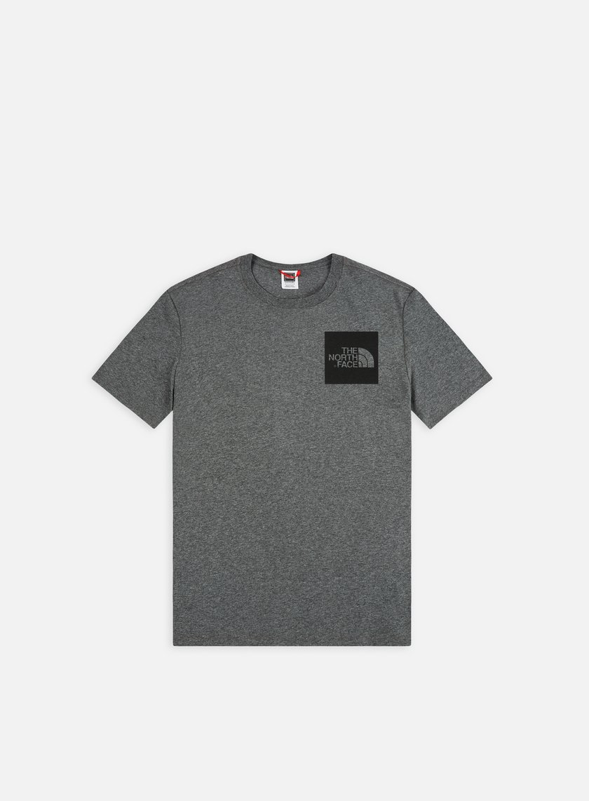 The North Face - Fine T-shirt, Medium Grey Heather