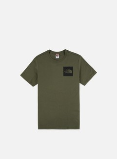 The North Face - Fine T-shirt, New Taupe Green