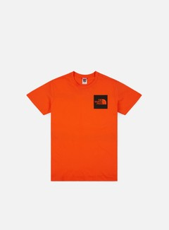 The North Face - Fine T-shirt, Persian Orange