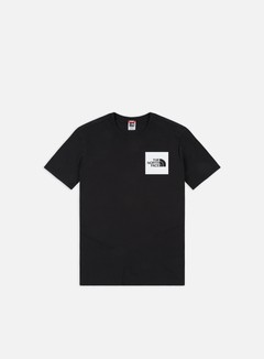 The North Face - Fine T-shirt, TNF Black