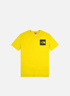 The North Face - Fine T-shirt, TNF Lemon