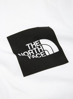 The North Face - Fine T-shirt, White 3