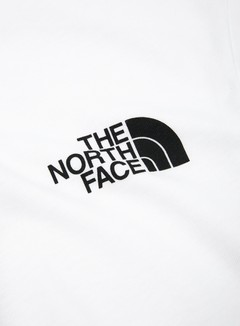 The North Face - Fine T-shirt, White 4