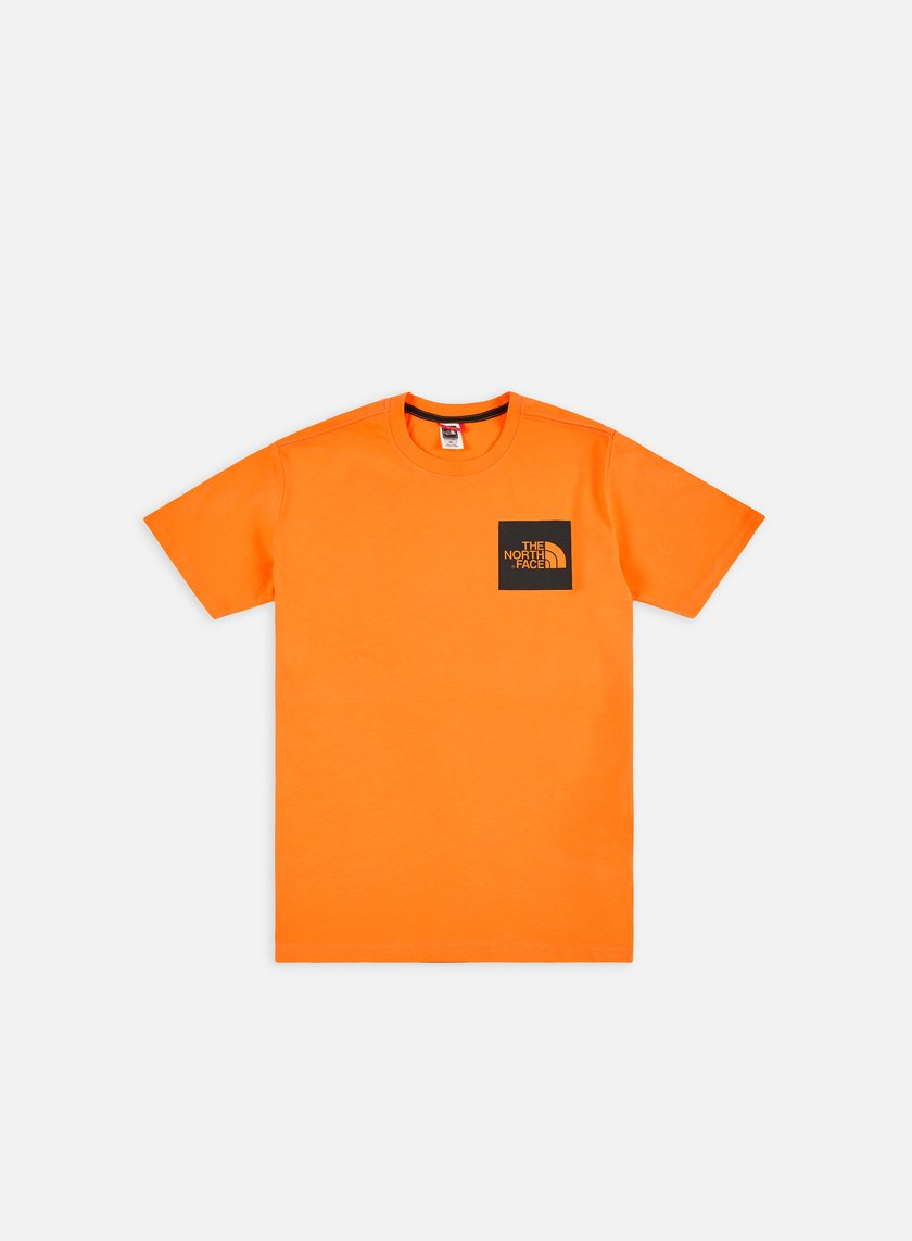 The North Face - Fine T-shirt, Zinnia Orange
