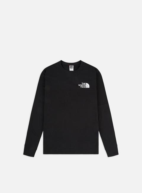 Outlet e Saldi T-shirt a Manica Lunga The North Face Himalayan LS T-shirt