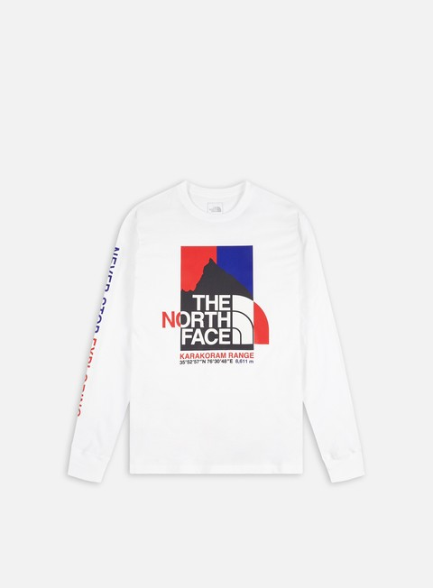 T-shirt a Manica Lunga The North Face K2RM Graphic LS T-shirt