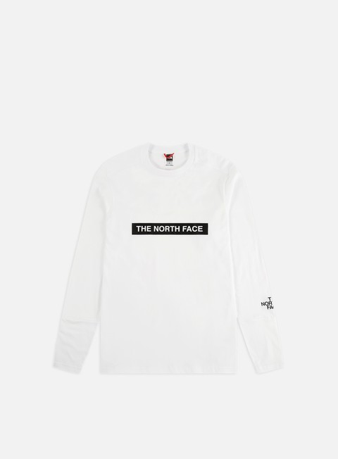 T-shirt a Manica Lunga The North Face Light LS T-shirt
