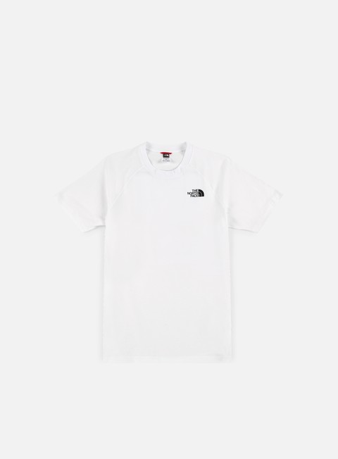 t shirt the north face north faces t shirt tnf white tnf black