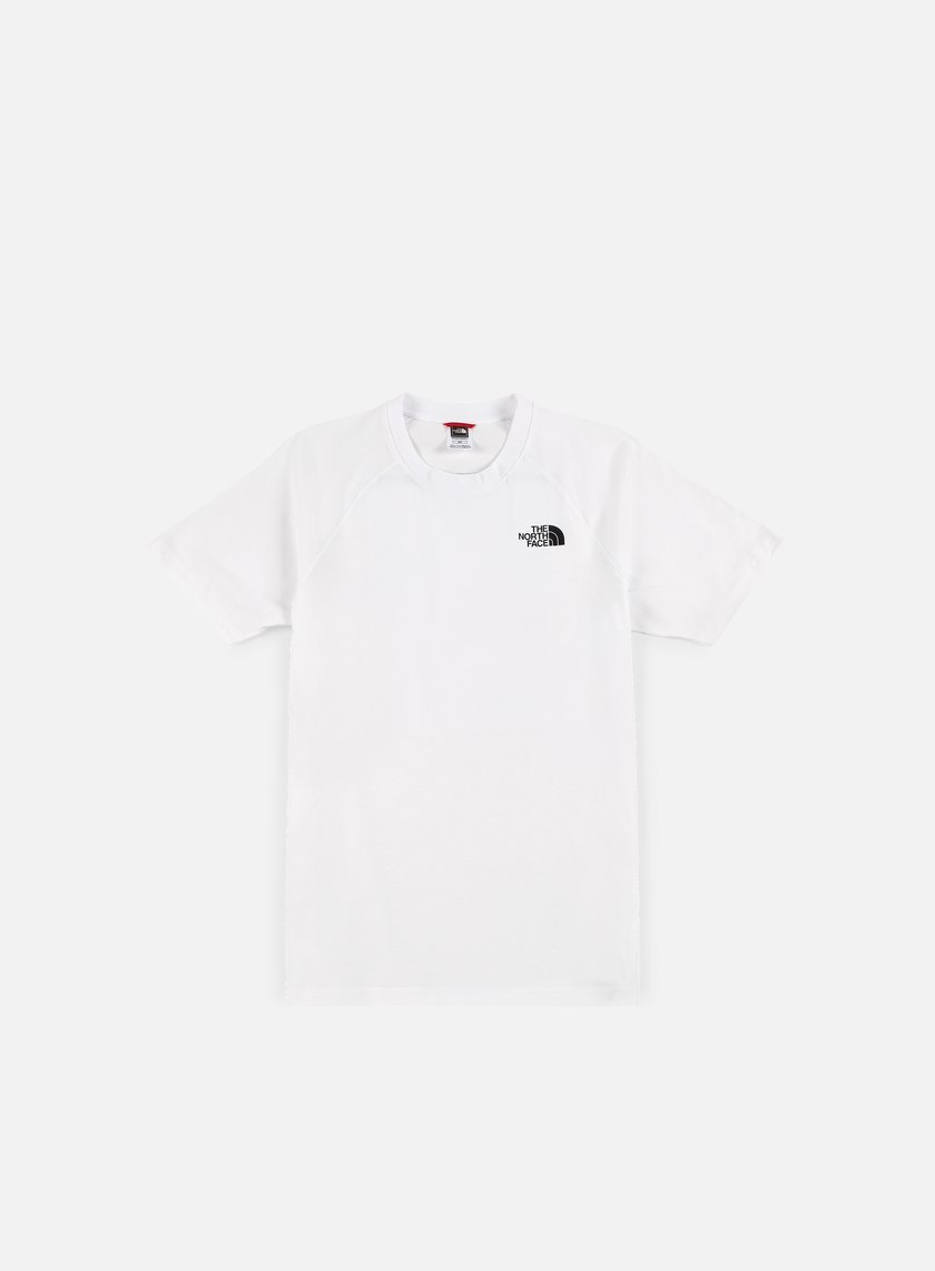 The North Face - North Faces T-shirt, TNF White/TNF Black