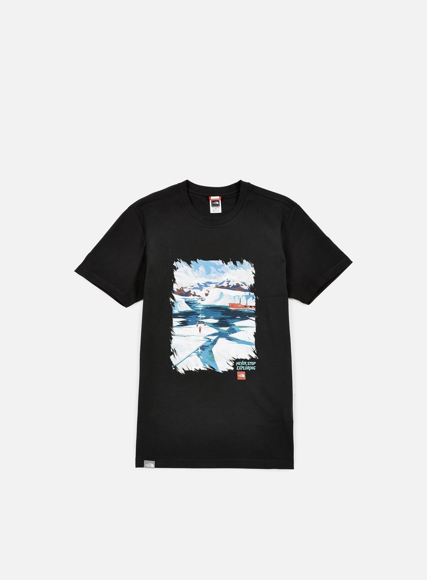 The North Face - NSE Series T-shirt, TNF Black