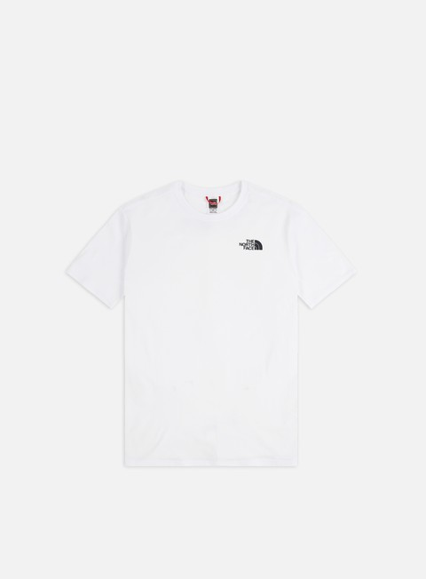 T-shirt a Manica Corta The North Face Red Box Celebration T-shirt