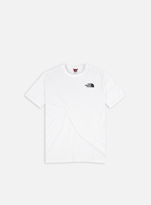 Short Sleeve T-shirts The North Face Red Box Celebration T-shirt