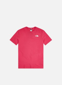 The North Face - Red Box T-shirt, Mr. Pink