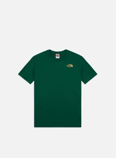 The North Face - Red Box T-shirt, Night Green