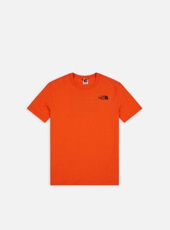 The North Face - Red Box T-shirt, Persian Orange