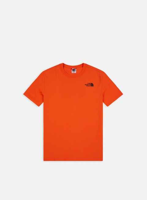 T-shirt a Manica Corta The North Face Red Box T-shirt