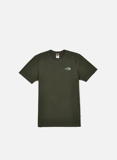 The North Face - Red Box T-shirt, Rosin Green 1