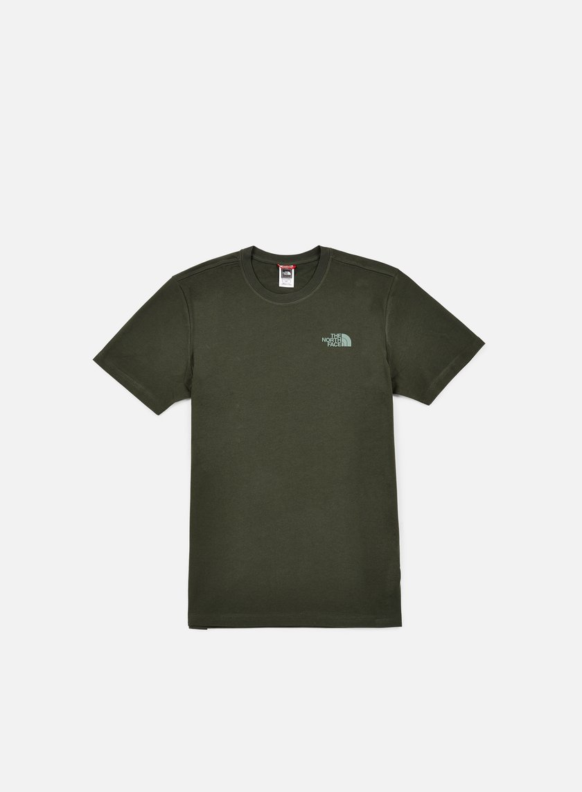 The North Face - Red Box T-shirt, Rosin Green