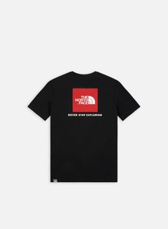 The North Face - Red Box T-shirt, TNF Black 2