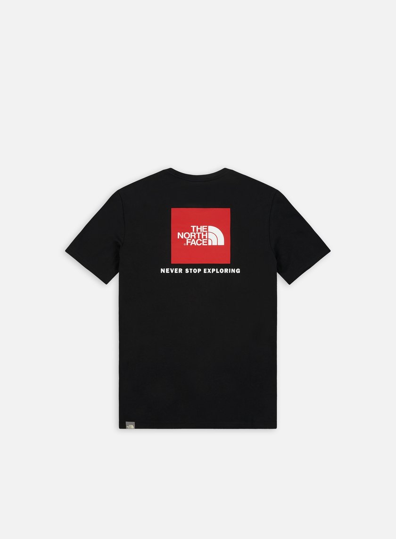 bc6314a7c THE NORTH FACE Red Box T-shirt € 29 Short Sleeve T-shirts
