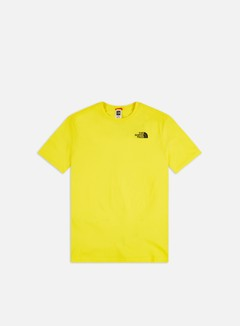 The North Face - Red Box T-shirt, TNF Lemon