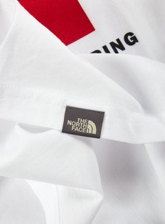 The North Face - Red Box T-shirt, TNF White 4
