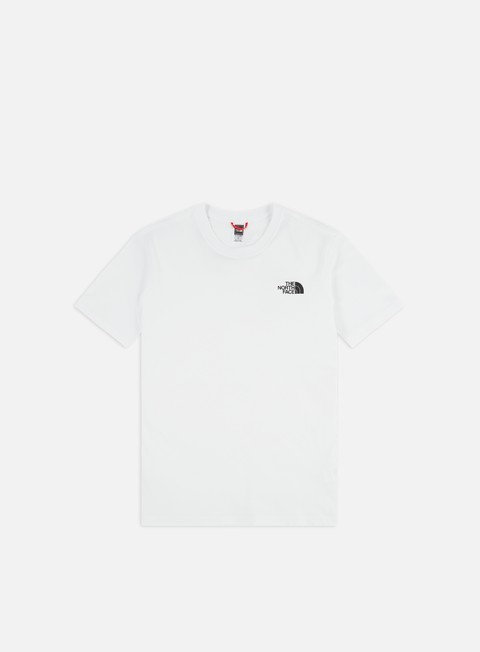 Short Sleeve T-shirts The North Face Red Box T-shirt