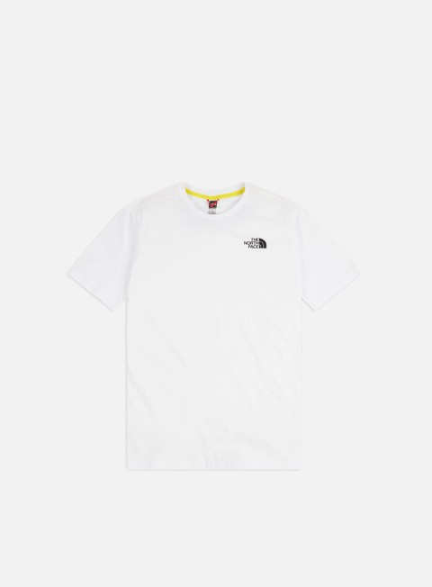 Short Sleeve T-shirts The North Face Rnbw-Eu T-shirt