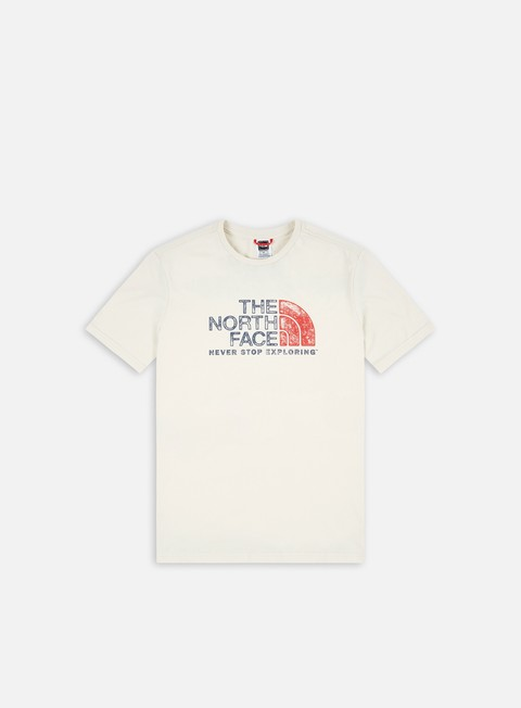 T-shirt a Manica Corta The North Face Rust 2 T-shirt