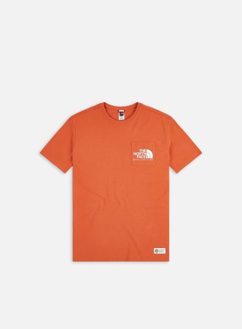 Short sleeve T-shirts The North Face Scrap Berkeley California Pocket T-shirt