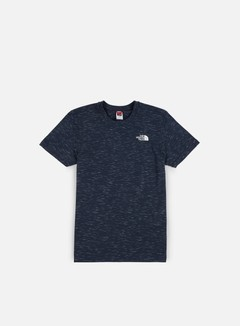 The North Face - Simple Dome T-Shirt, Urban Navy/TNF White